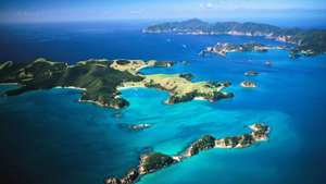Bay of Islands Tourist Spot