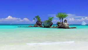Boracay Island Willy's Rock