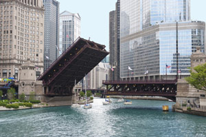 Dusable Bridge Chicago