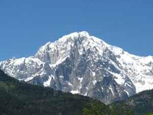 Mont Blanc Italy