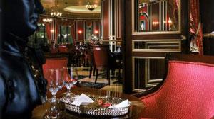 Napoleons Piano Lounge Hotel Paris Las Vegas